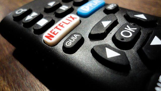Netflix storing